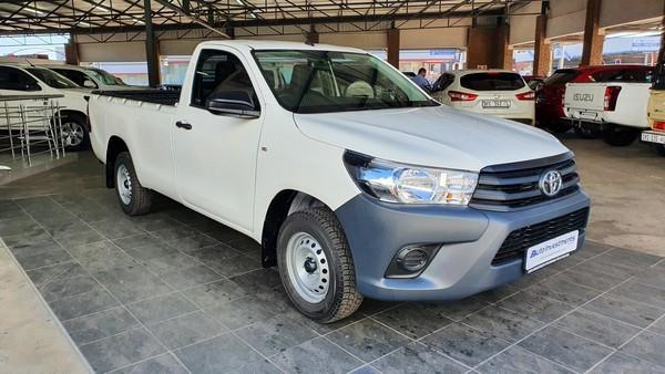 2021 Toyota Hilux 2.4 GD S AC Single Cab Bakkie Limpopo Polokwane_0