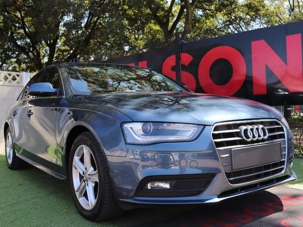 2015 Audi A4 2.0 Tdi Se Multitronic  Gauteng Boksburg_0