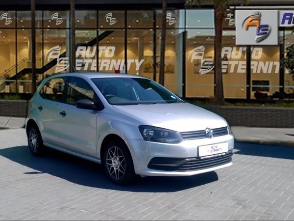 2015 Volkswagen Polo 1.2 TSI Trendline 66KW Gauteng Alberton_0