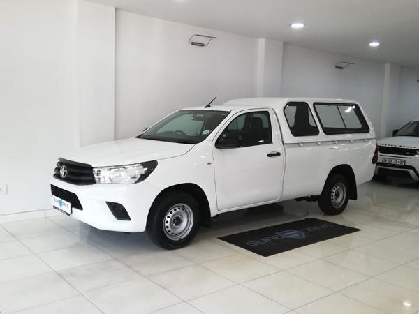 2019 Toyota Hilux 2.4 GD6 With Aircon Kwazulu Natal Durban_0