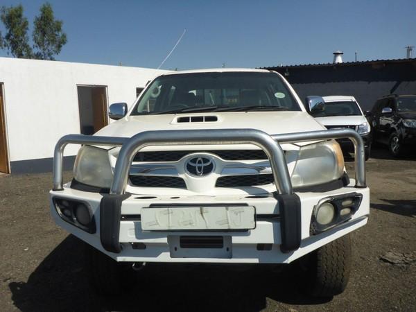 2008 Toyota Hilux 3.0 D-4d Raider Rb Pu Sc  Gauteng Johannesburg_0