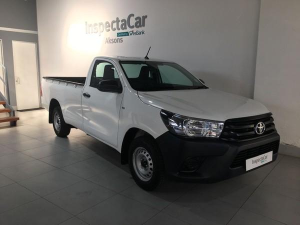 2020 Toyota Hilux 2.0 VVTi AC Single Cab Bakkie Kwazulu Natal Pietermaritzburg_0