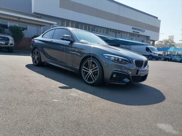 2019 BMW 2 Series 220i Coupe M Sport Auto Kwazulu Natal Durban_0