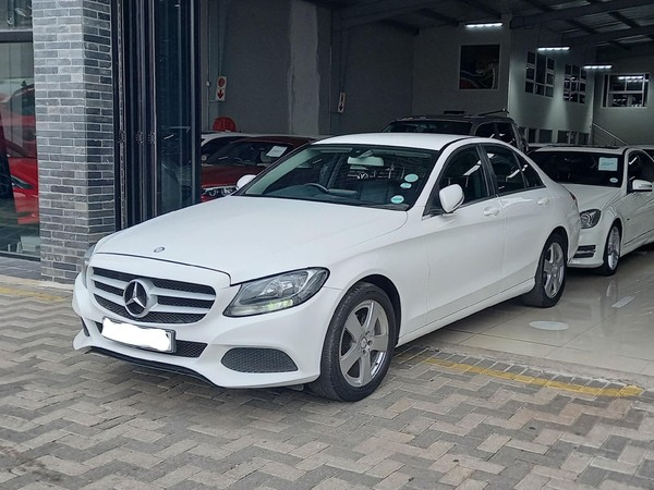 2014 Mercedes-Benz C-Class C180 Be Avantgarde At  Limpopo Polokwane_0