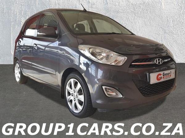 2012 Hyundai i10 1.25 Gls  Western Cape Kuils River_0