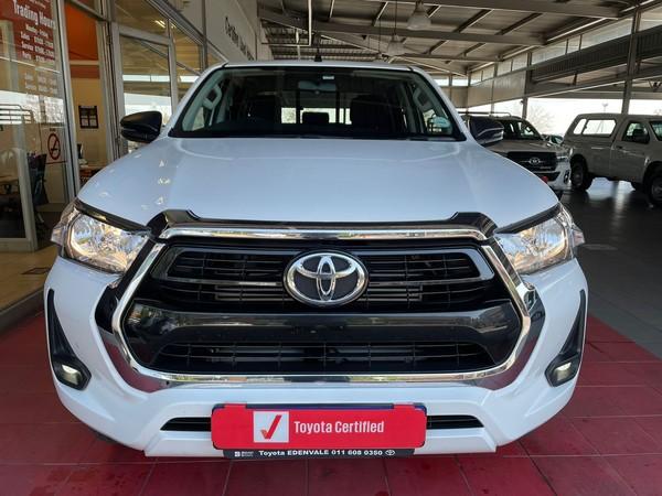 2021 Toyota Hilux 2.4 GD-6 Raider 4x4 Auto Double Cab Bakkie Gauteng Edenvale_0