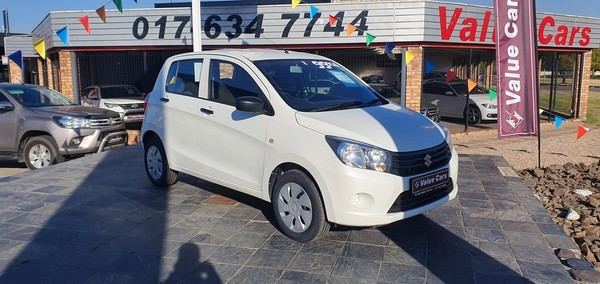 2017 Suzuki Celerio 1.0 GA Mpumalanga Secunda_0