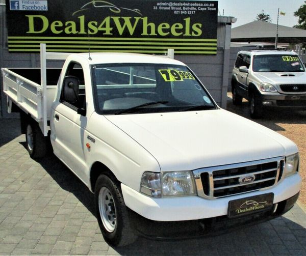 2005 Ford Ranger 2.2i Lwb Pu Sc  Western Cape Bellville_0