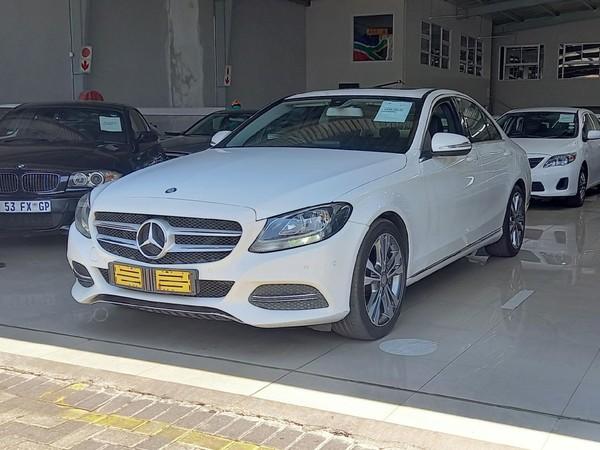 2015 Mercedes-Benz C-Class C250 Bluetec Avantgarde Auto Limpopo Polokwane_0
