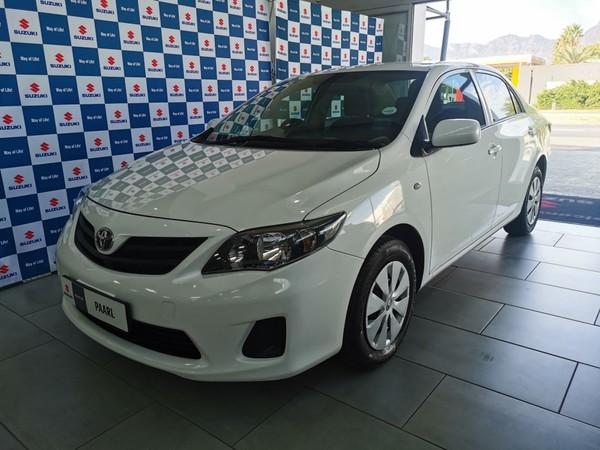 2020 Toyota Corolla Quest 1.6 Auto Western Cape Paarl_0