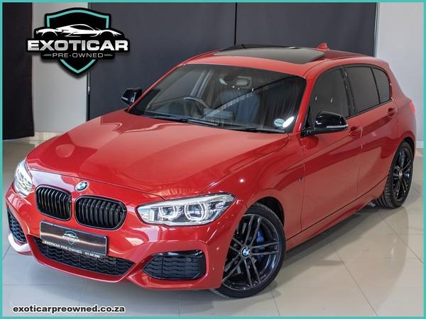 2017 BMW 1 Series M140i 5-Door Auto Gauteng Benoni_0