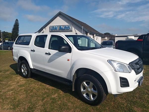 2017 Isuzu KB 250 D-Teq HO Hi Rider Double Cab Eastern Cape Port Elizabeth_0