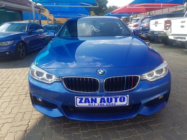 2015 BMW 4 Series 420i Gran Coupe Auto Gauteng Bramley_0