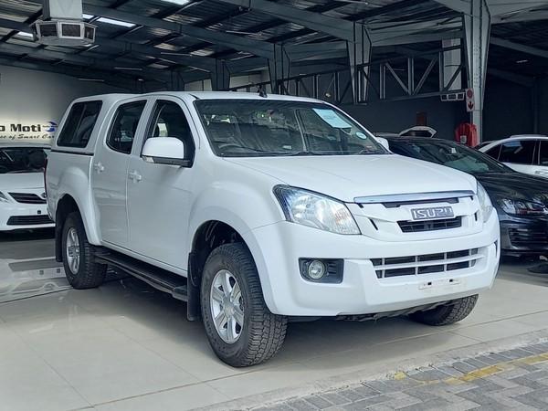 2014 Isuzu KB Series 250 D-TEQ LE Double cab Bakkie Limpopo Polokwane_0