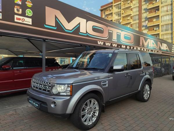 2013 Land Rover Discovery 4 3.0 Tdv6 Hse  Gauteng Benoni_0