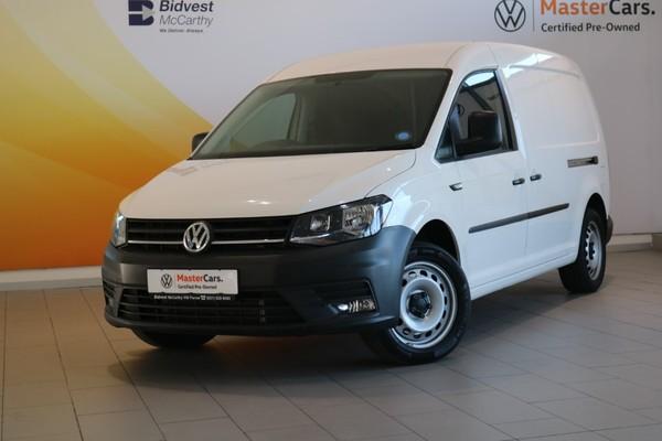 2019 Volkswagen Caddy MAXI 2.0TDi 103KW DSG FC PV Western Cape Parow_0