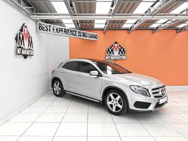 2016 Mercedes-Benz GLA 200 Auto Gauteng Pretoria_0
