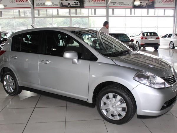 2010 Nissan Tiida 1.6 Visia  MT Hatch Gauteng Alberton_0