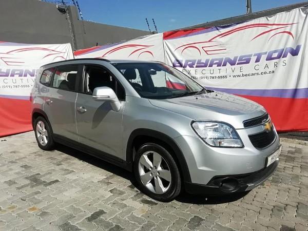 2014 Chevrolet Orlando 1.8ls  Gauteng Randburg_0