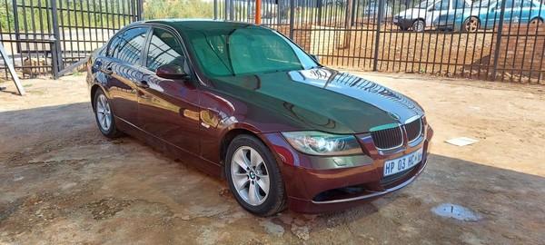 2008 BMW 3 Series 320d e90  Gauteng Kempton Park_0