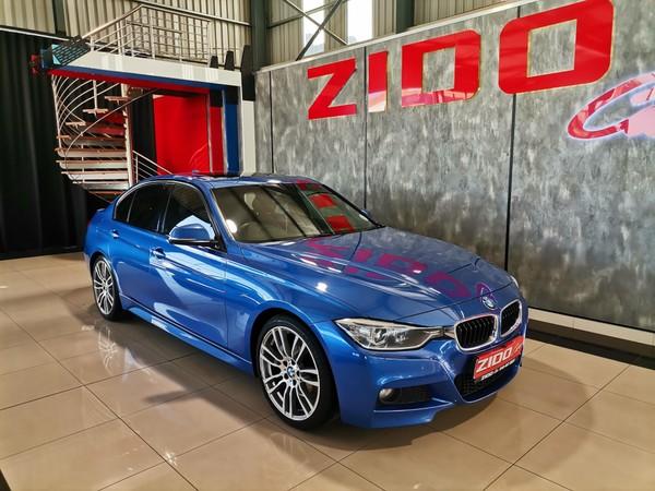 2013 BMW 3 Series 320d M Sport Line At f30  Gauteng Kempton Park_0