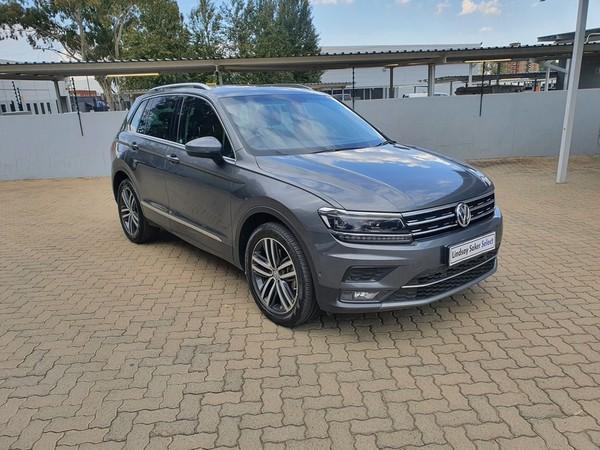 2018 Volkswagen Tiguan 2.0 TDI Highline 4Mot DSG Free State Bloemfontein_0