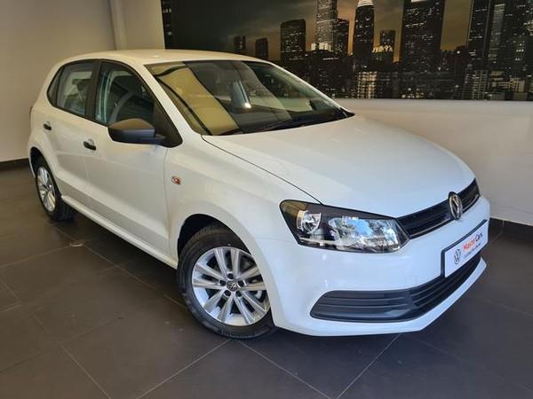 2021 Volkswagen Polo Vivo 1.4 Trendline 5-Door Free State Bloemfontein_0