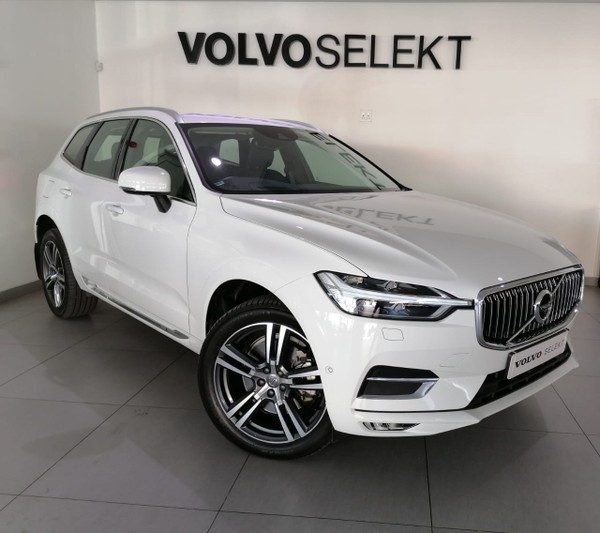 2021 Volvo XC60 D4 Inscription Geartronic AWD Free State Bloemfontein_0