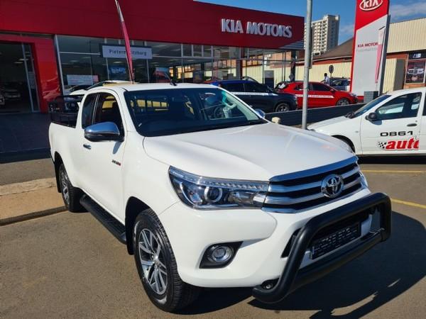 2019 Toyota Hilux 2.8 GD-6 RB Raider Auto PU ECAB Kwazulu Natal Pietermaritzburg_0