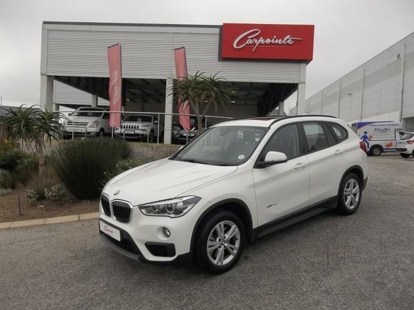 2018 BMW X1 xDRIVE20d Auto Western Cape George_0