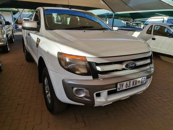 2014 Ford Ranger 2.2tdci Xls 4x4 Pu Sc  Gauteng Pretoria_0