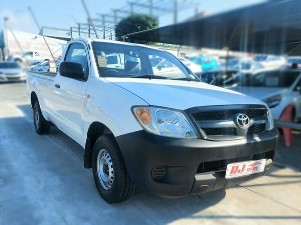 2006 Toyota Hilux 2.5d-4d Pu Sc  Kwazulu Natal Durban_0