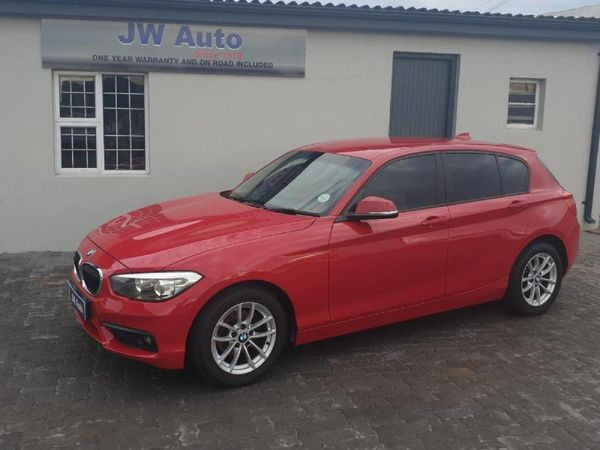 2016 BMW 1 Series 118i F20 Eastern Cape Port Elizabeth_0