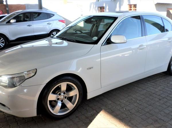 2008 BMW 5 Series 550i At e60  Mpumalanga Ermelo_0