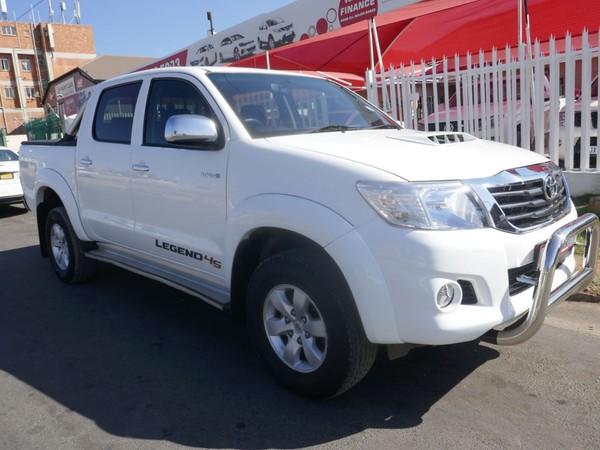 2012 Toyota Hilux 3.0 D-4d Raider Rb Pu Dc  Gauteng Johannesburg_0