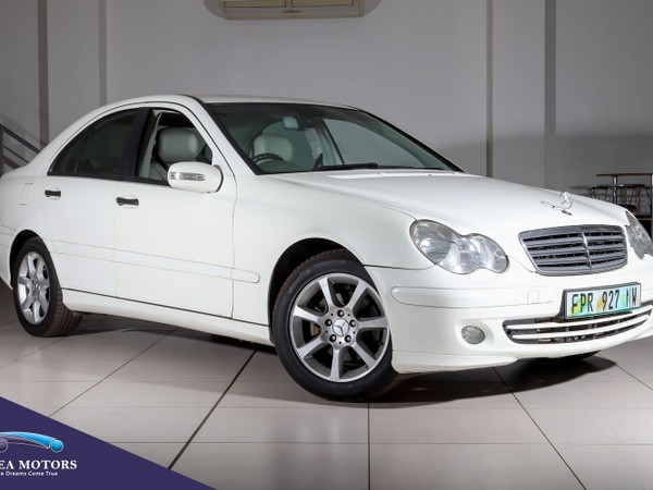 2006 Mercedes-Benz C-Class C180k Classic  North West Province Klerksdorp_0