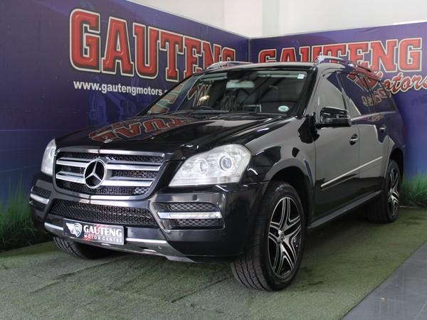 2012 Mercedes-Benz GL Gl 350 Cdi Be  Gauteng Pretoria_0