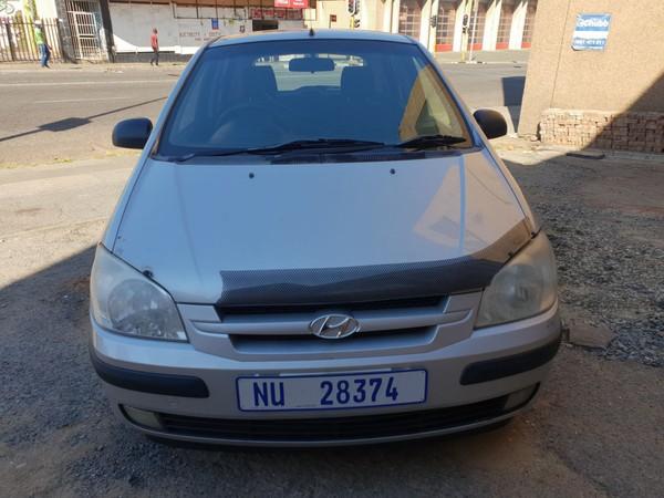 2005 Hyundai Getz 1.3 Ac  Gauteng Johannesburg_0