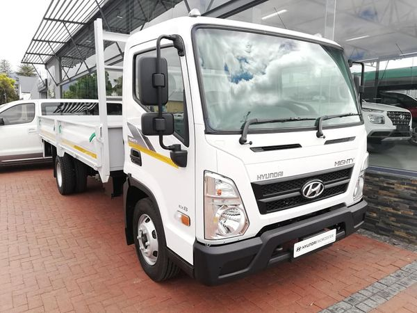 2021 Hyundai H100 Bakkie EX8 Dropside with Aircon Western Cape Worcester_0