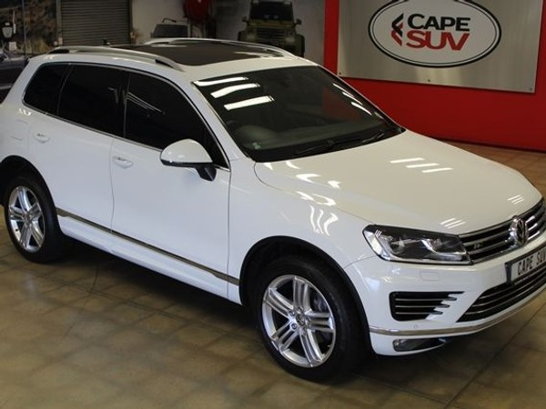 2015 Volkswagen Touareg GP 3.0 V6 TDI Luxury TIP Western Cape Brackenfell_0