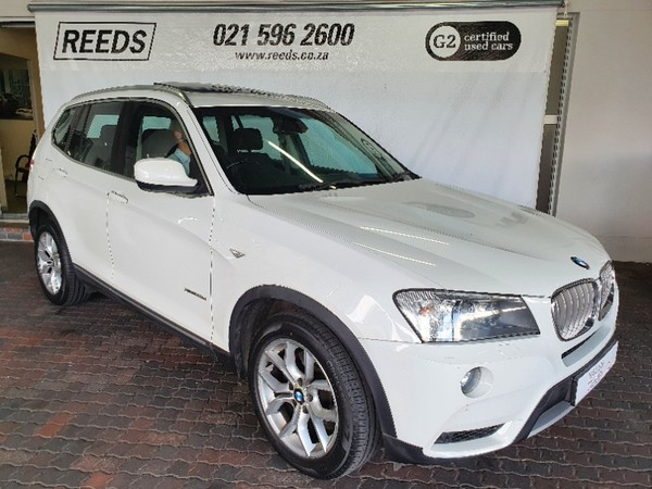 2011 BMW X3 Xdrive 3.0d At  Western Cape Goodwood_0