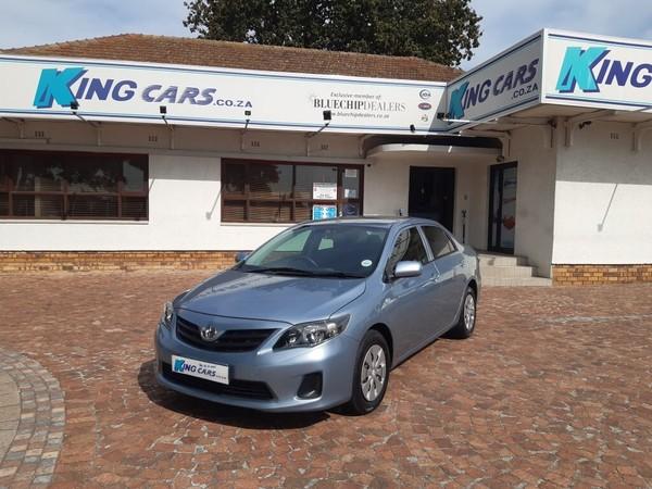 2017 Toyota Corolla Quest 1.6 Auto Western Cape Bellville_0