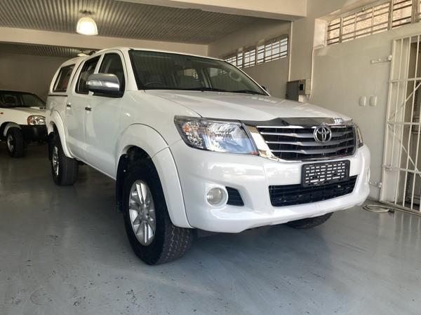 2011 Toyota Hilux 2.7 Vvti Raider Rb Pu Dc  Mpumalanga Nelspruit_0