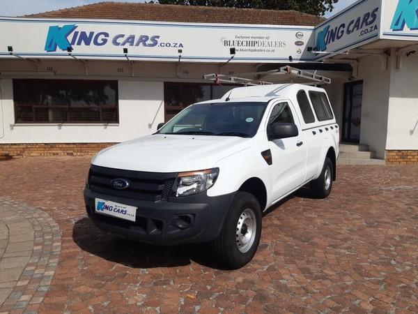 2015 Ford Ranger 2.2TDCi XL 4X4 Single Cab Bakkie Western Cape Bellville_0