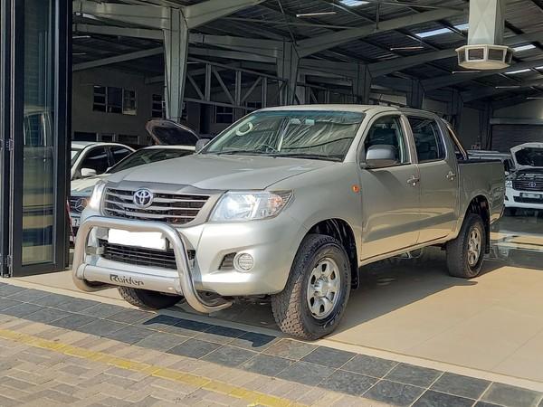 2015 Toyota Hilux 2.5d-4d Srx 4x4 Pu Dc  Limpopo Polokwane_0