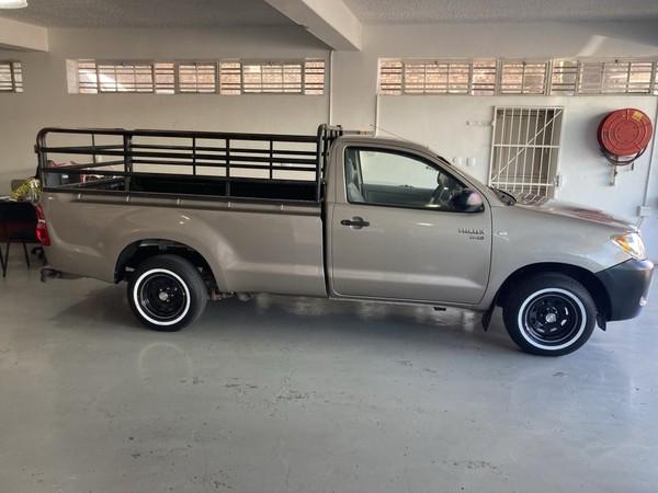 2009 Toyota Hilux 2.5 D-4d S Pu Sc  Mpumalanga Nelspruit_0