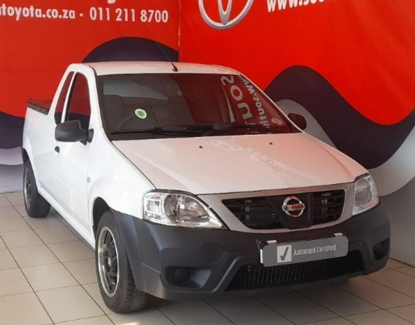 2017 Nissan NP200 1.6 Ac Pu Sc  Gauteng Lenasia_0