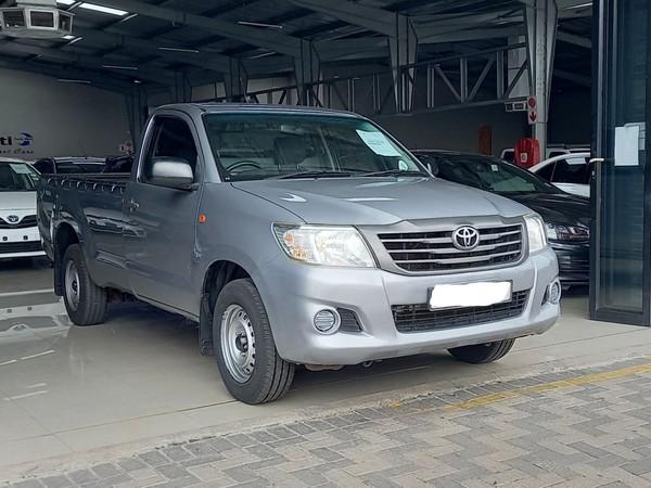 2015 Toyota Hilux 2.0 Vvti Pu Sc  Limpopo Polokwane_0