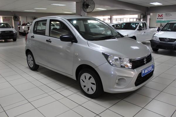 2018 Suzuki Celerio 1.0 GA Eastern Cape Mthatha_0