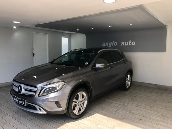 2015 Mercedes-Benz GLA-Class 200 Auto Western Cape Athlone_0